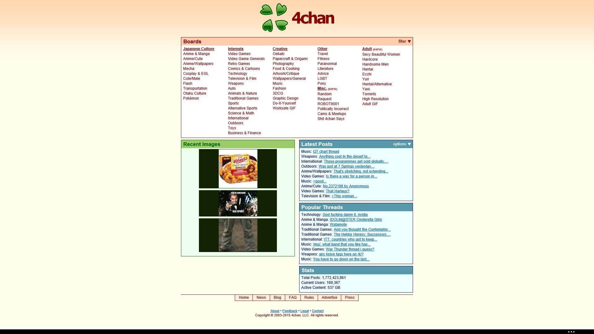 4chan Papercraft 4chan Legenda Internetu Powoli Umiera