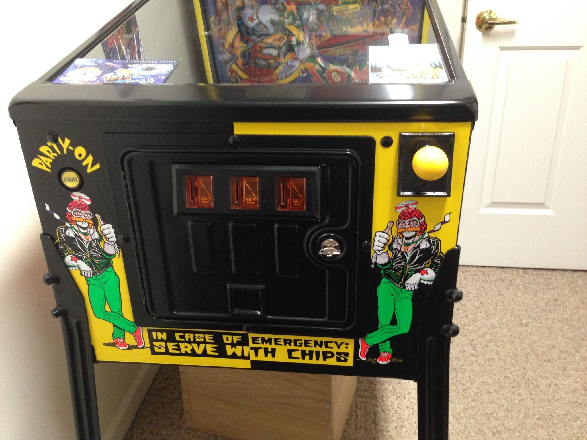 Arcade Papercraft 48 Fresh Video Games Furniture