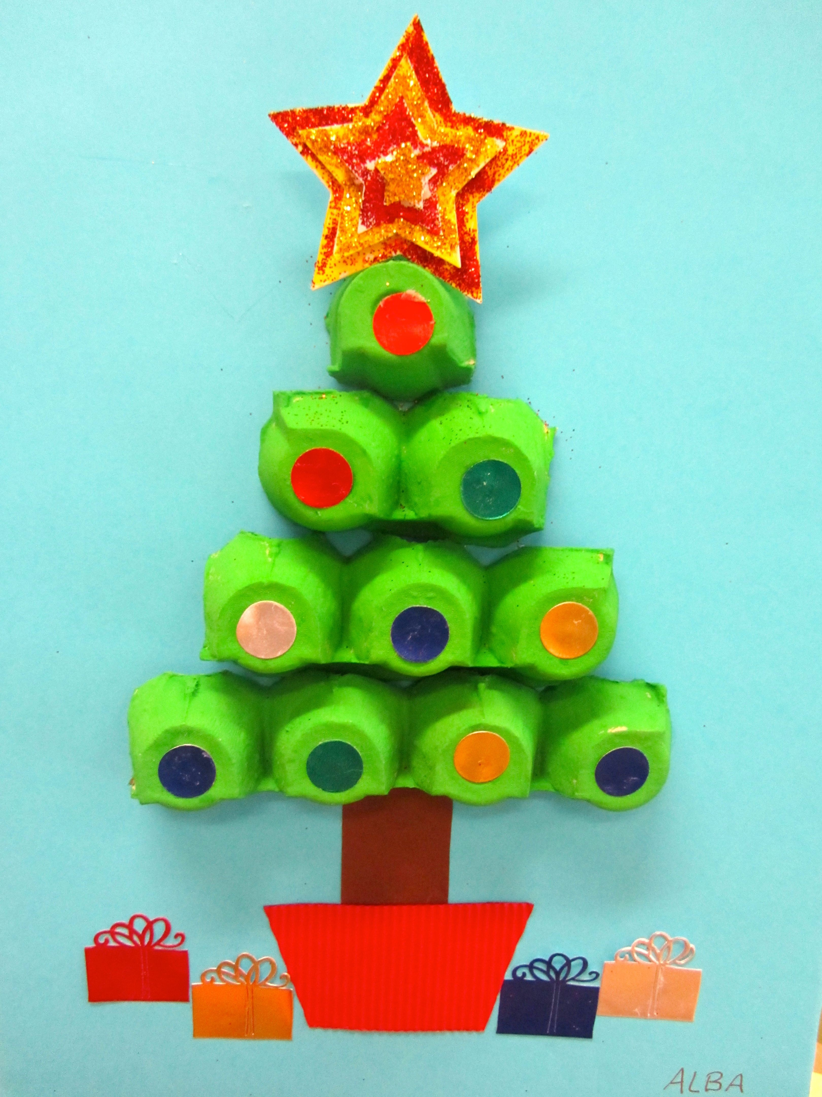 Christmas Tree Papercraft Mehr … No L