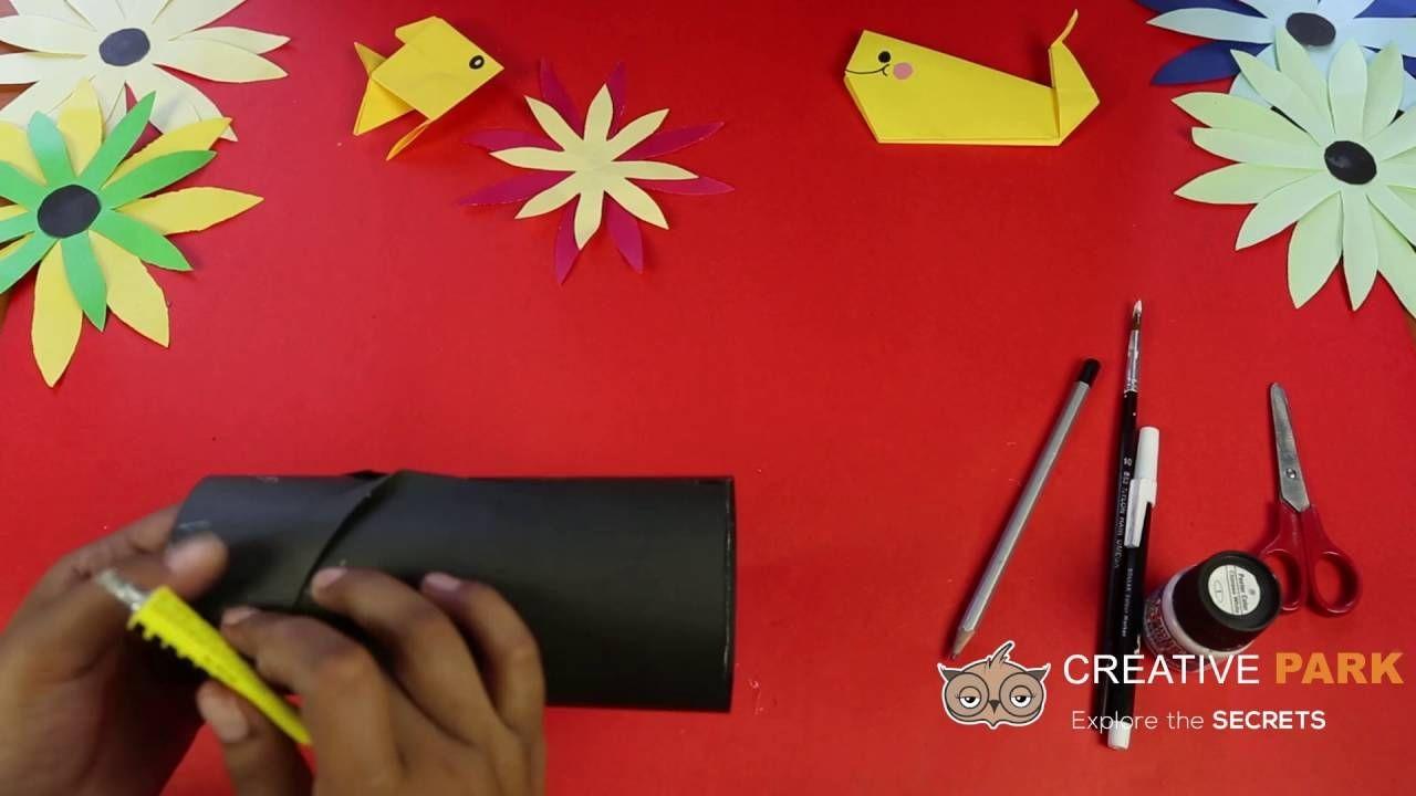 Creative Park Papercraft Creative Park Creativeparktv On Pinterest