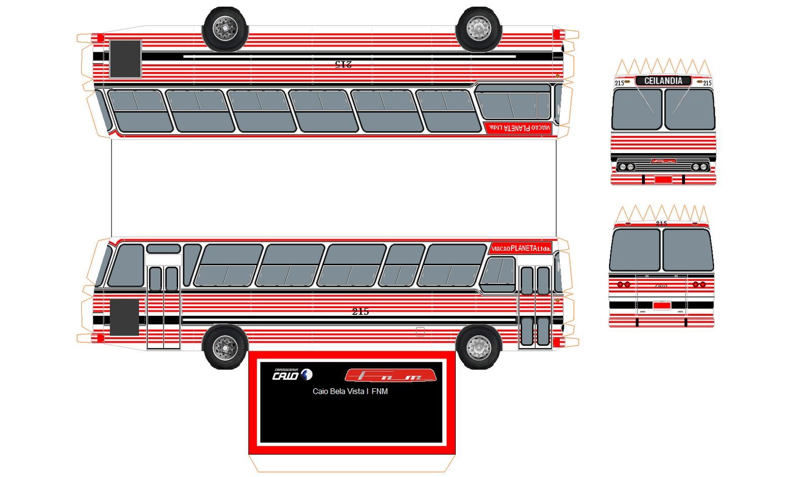Fire Truck Papercraft Caio Bela Vista Fnm Misha Pinterest