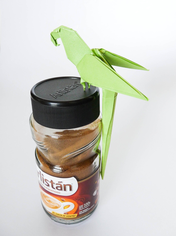 Food Papercraft origami Tutorial origami Pinterest