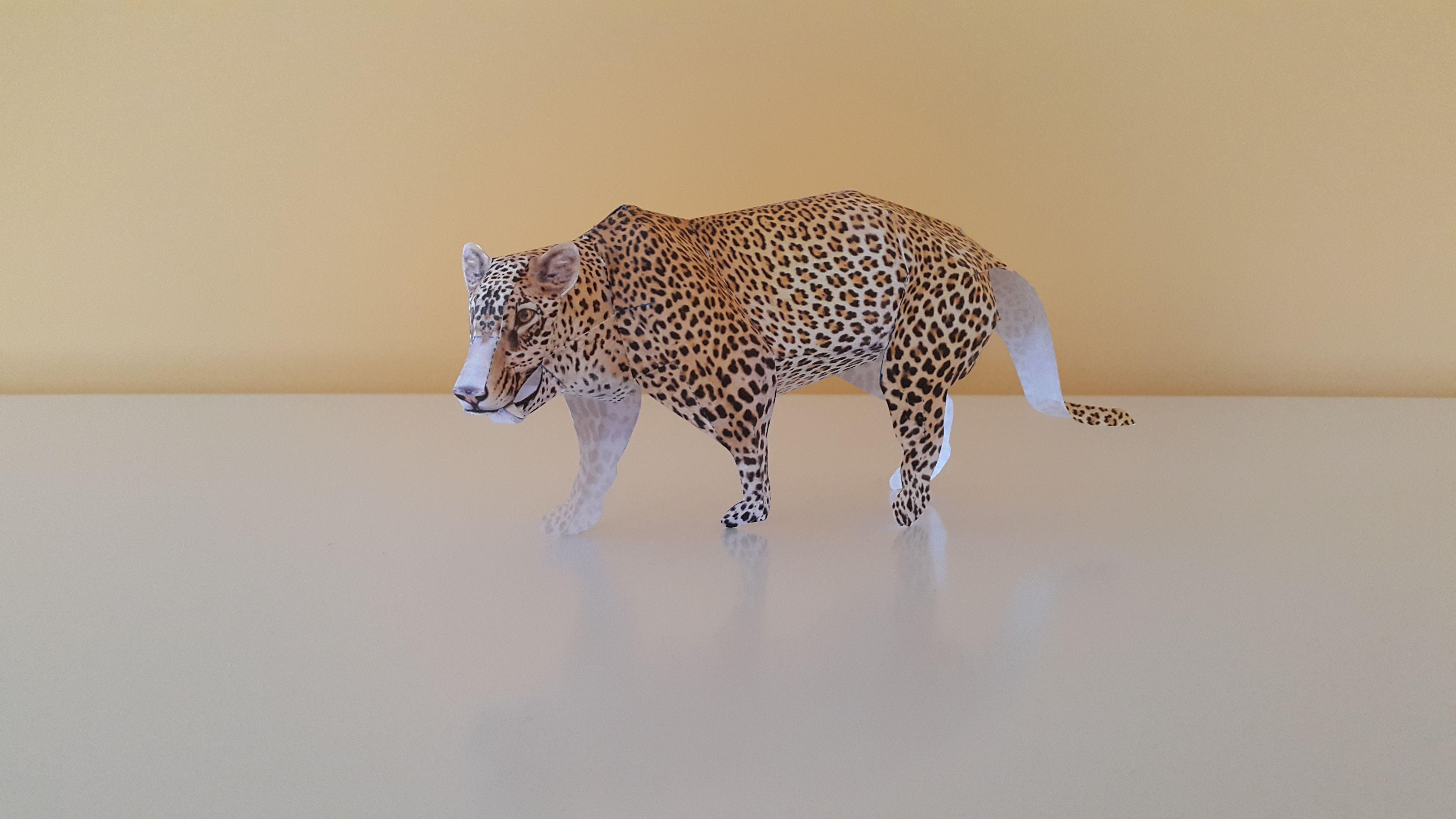 Giraffe Papercraft Jaguar Papercraft Pinterest