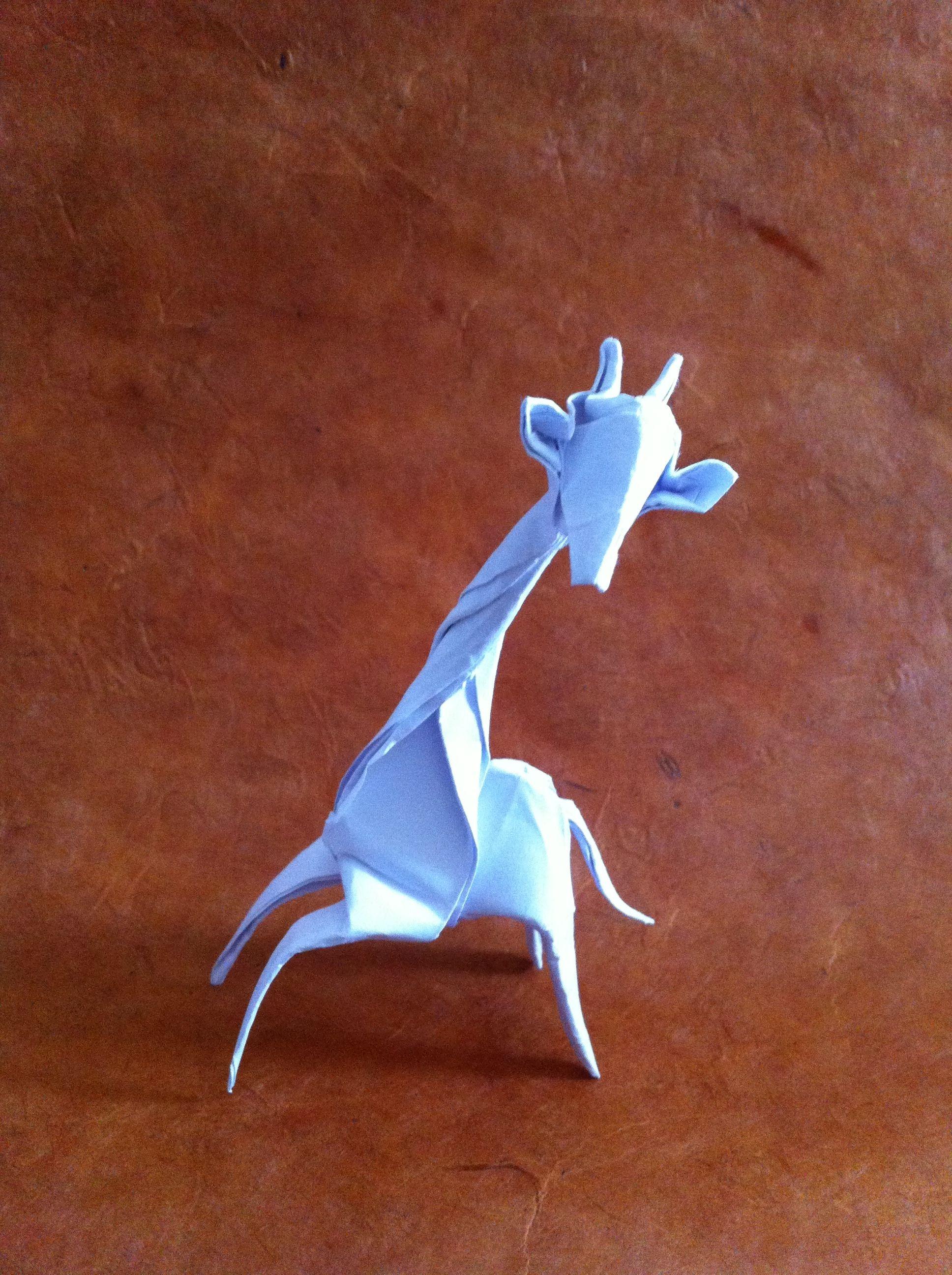 Printable Giraffe Papercraft - Printable Papercrafts ... - photo#29