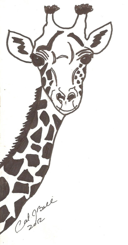 Giraffe Papercraft sonomasurrealist Fonts & Svg S Pinterest
