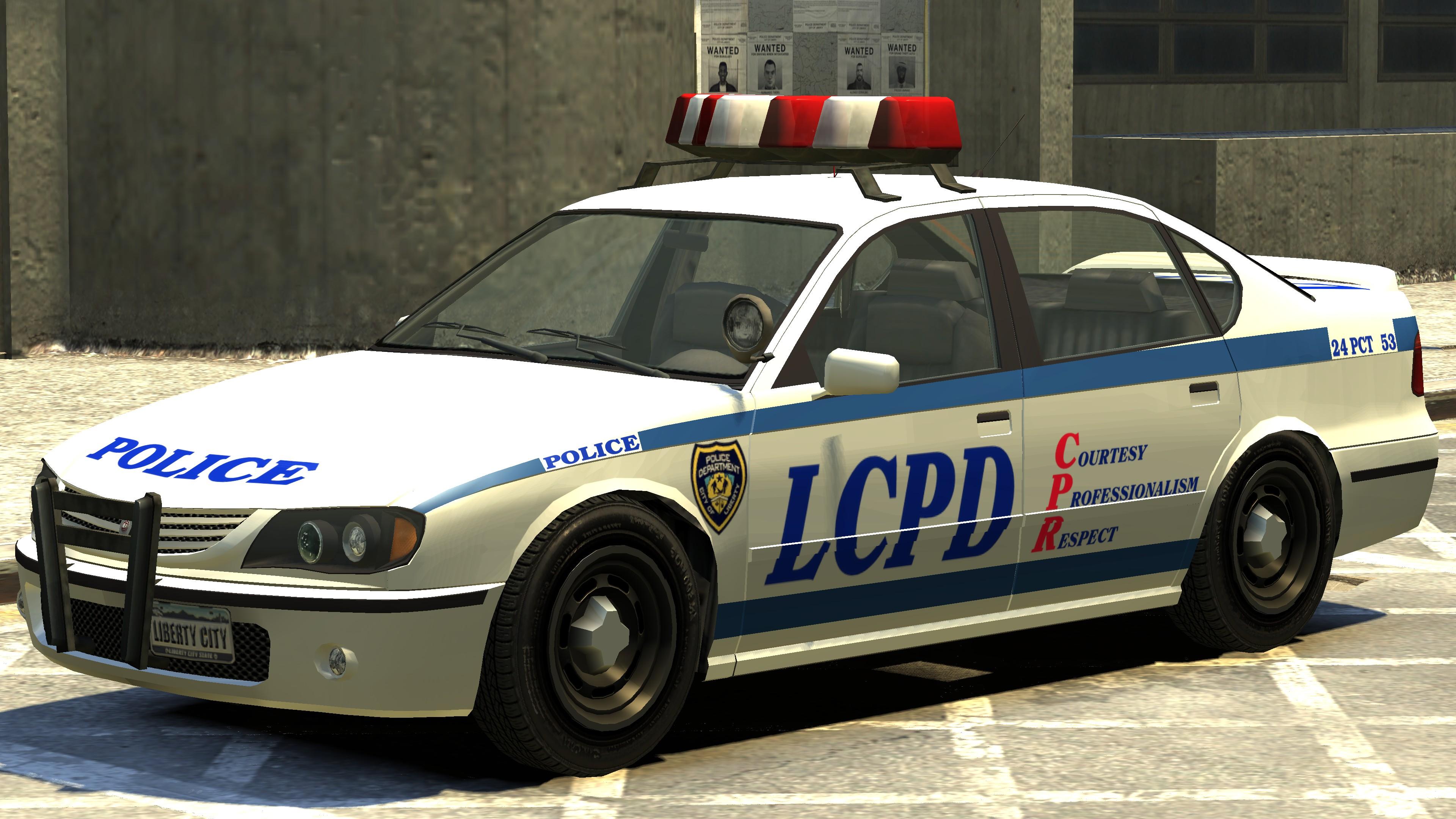 Gta Papercraft Police Patrol Gta Wiki