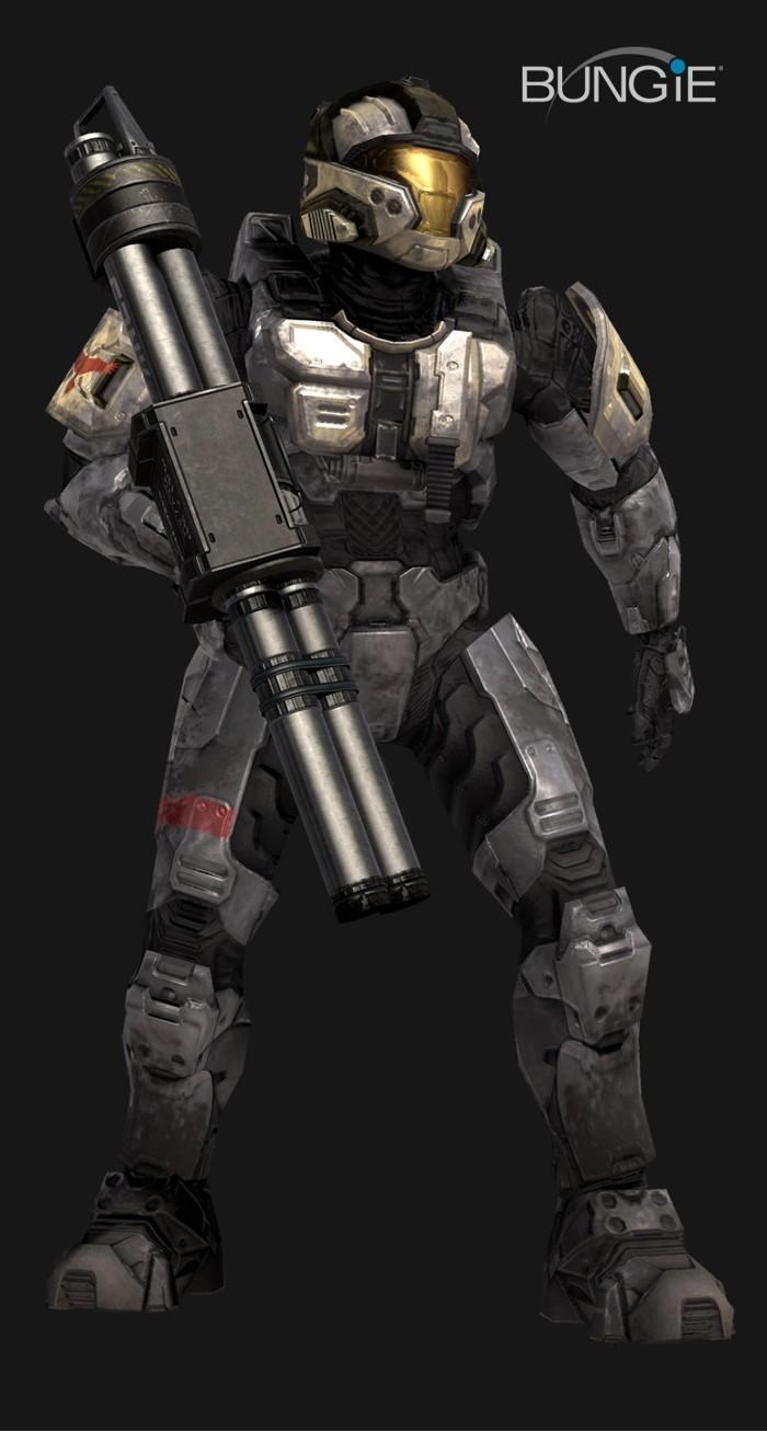 Halo Papercraft Clone Trooper Armor Pepakura Files for Mac Criserecords