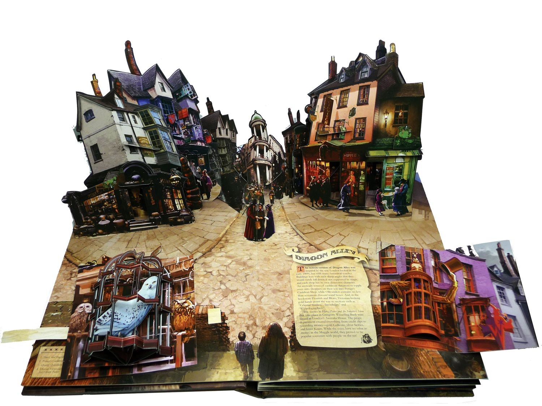 Hogwarts Papercraft Harry Potter A Pop Up Book Pop Up Books Pinterest