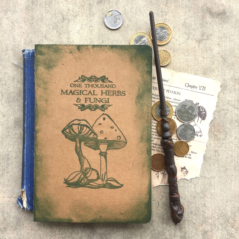 Hogwarts Papercraft Harry Potter Notebook Harry Potter Sketchbook Hogwarts Notebook