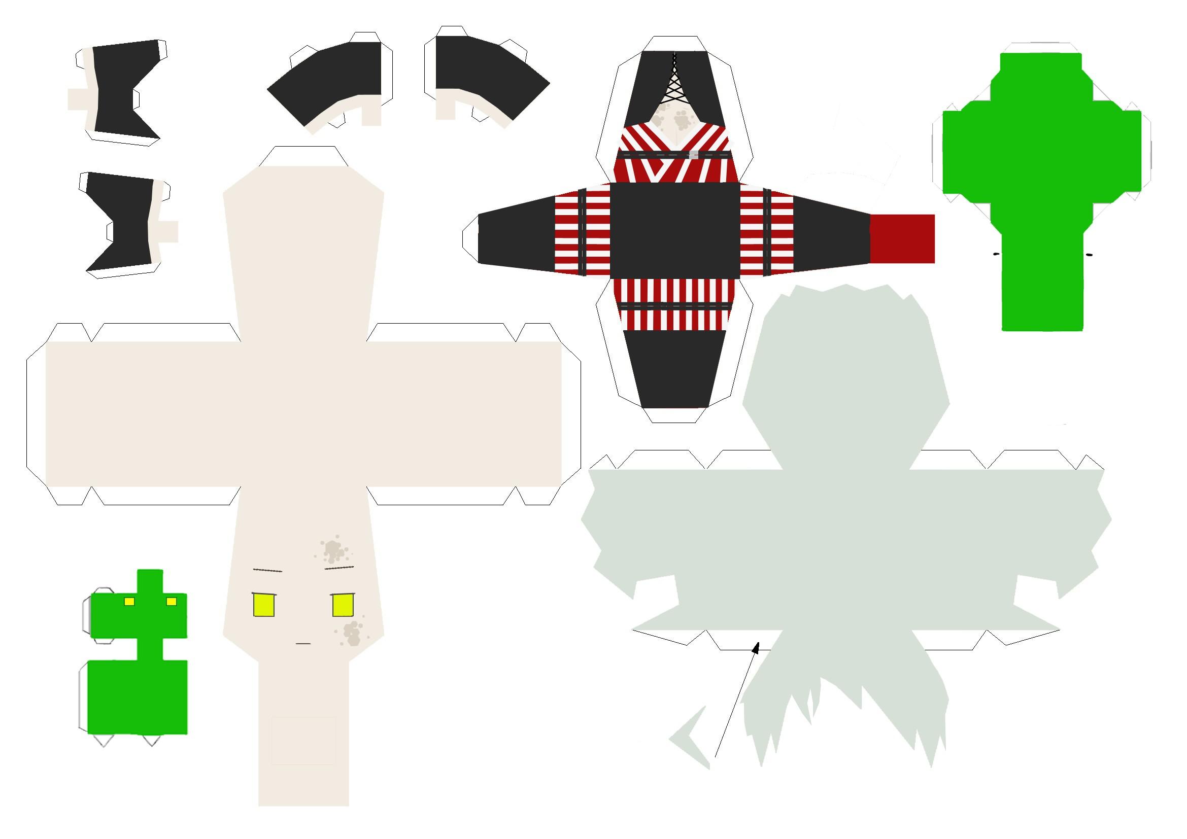 Kuroshitsuji Papercraft Snake Kuroshitsuji Snake and His Snakes
