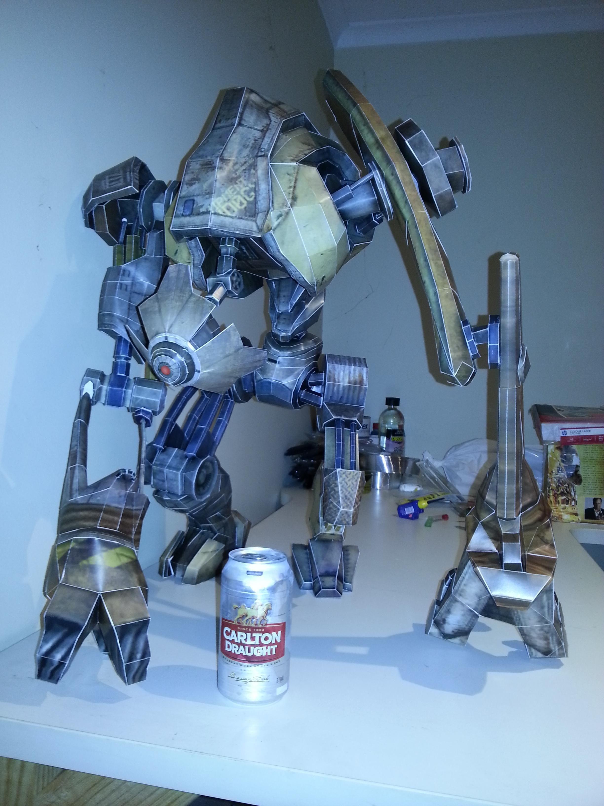 Mass Effect Papercraft Halflife 2 Dog Papercraft Video Game Art Pinterest