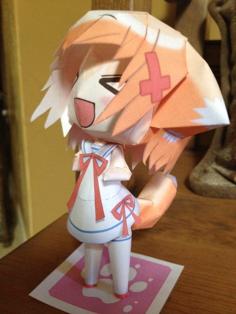 Miku Papercraft Youlingke Diy Craft T