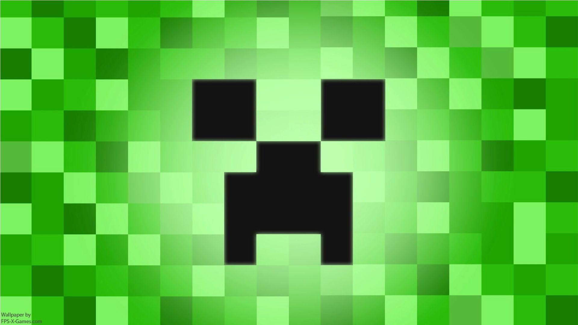 Minecraft Papercraft Deluxe Minecraft Creeper Wallpaper Ideias Para A Casa Pinterest