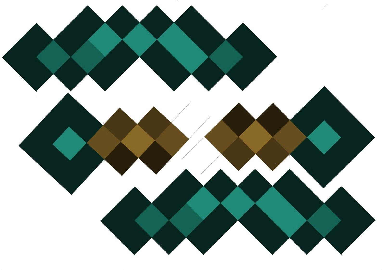 Minecraft Papercraft Diamond Sword Minecraft Papercraft Of Diamond Sword Printable