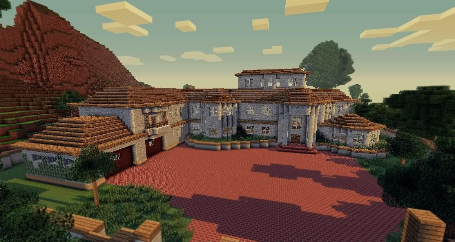 Minecraft Papercraft House Minecraft House Schematic Imageareafo Pinterest