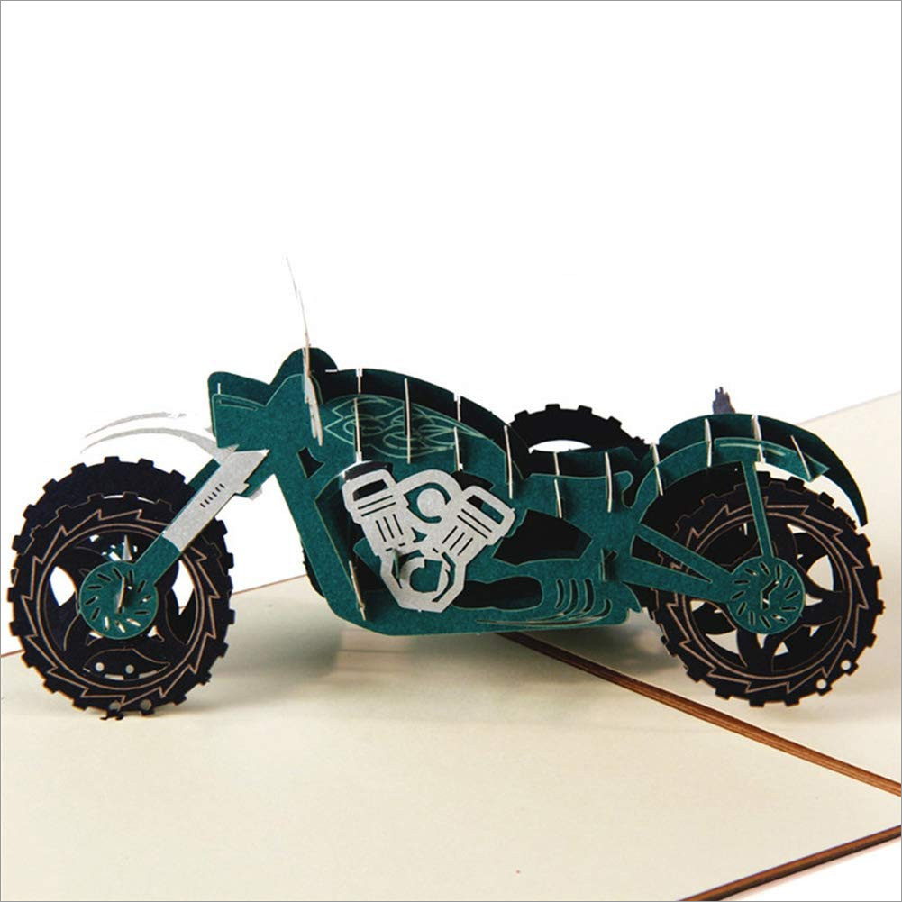 Motorcycle Papercraft 3d Harley Davidson Motorcycle Papercraft