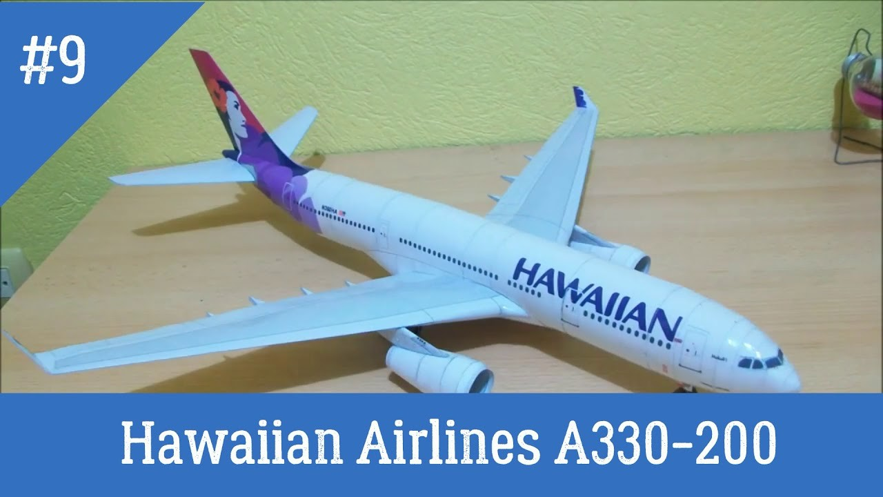 Papercraft Airplanes Boeing 737 Papercraftairlines Boeing 737 500 Free Airplane Paper