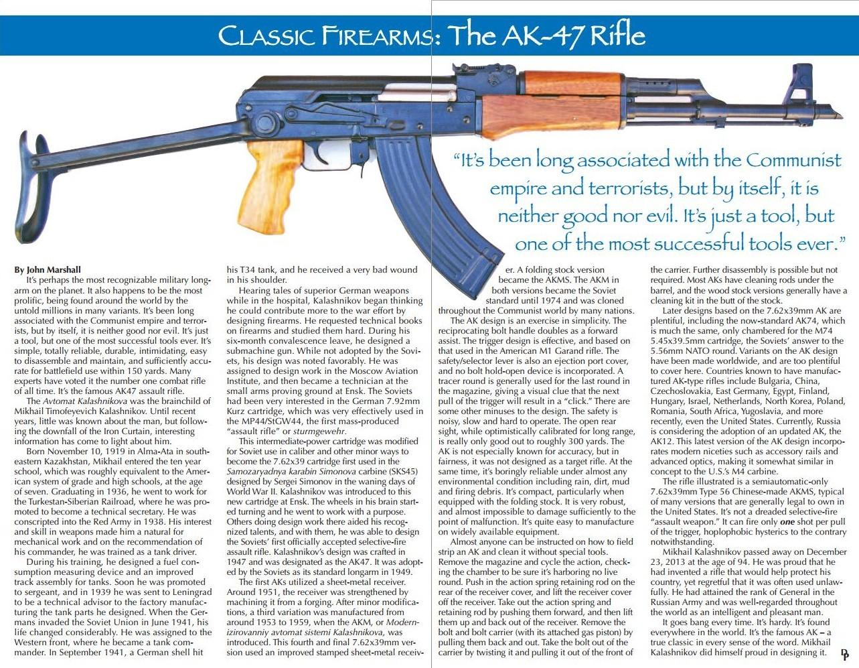 Papercraft Ak 47 K Rip In Peace Mikhail Kalashnikov 4chan