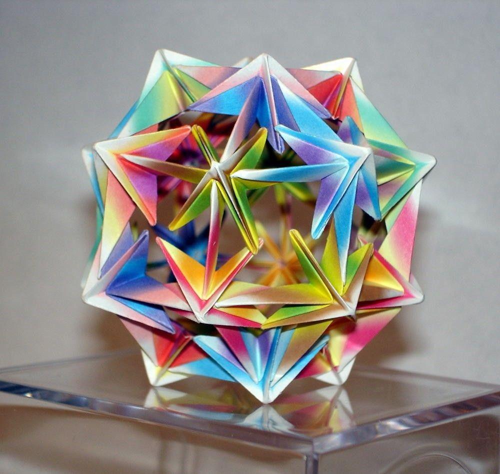 Papercraft Ball origami Ball