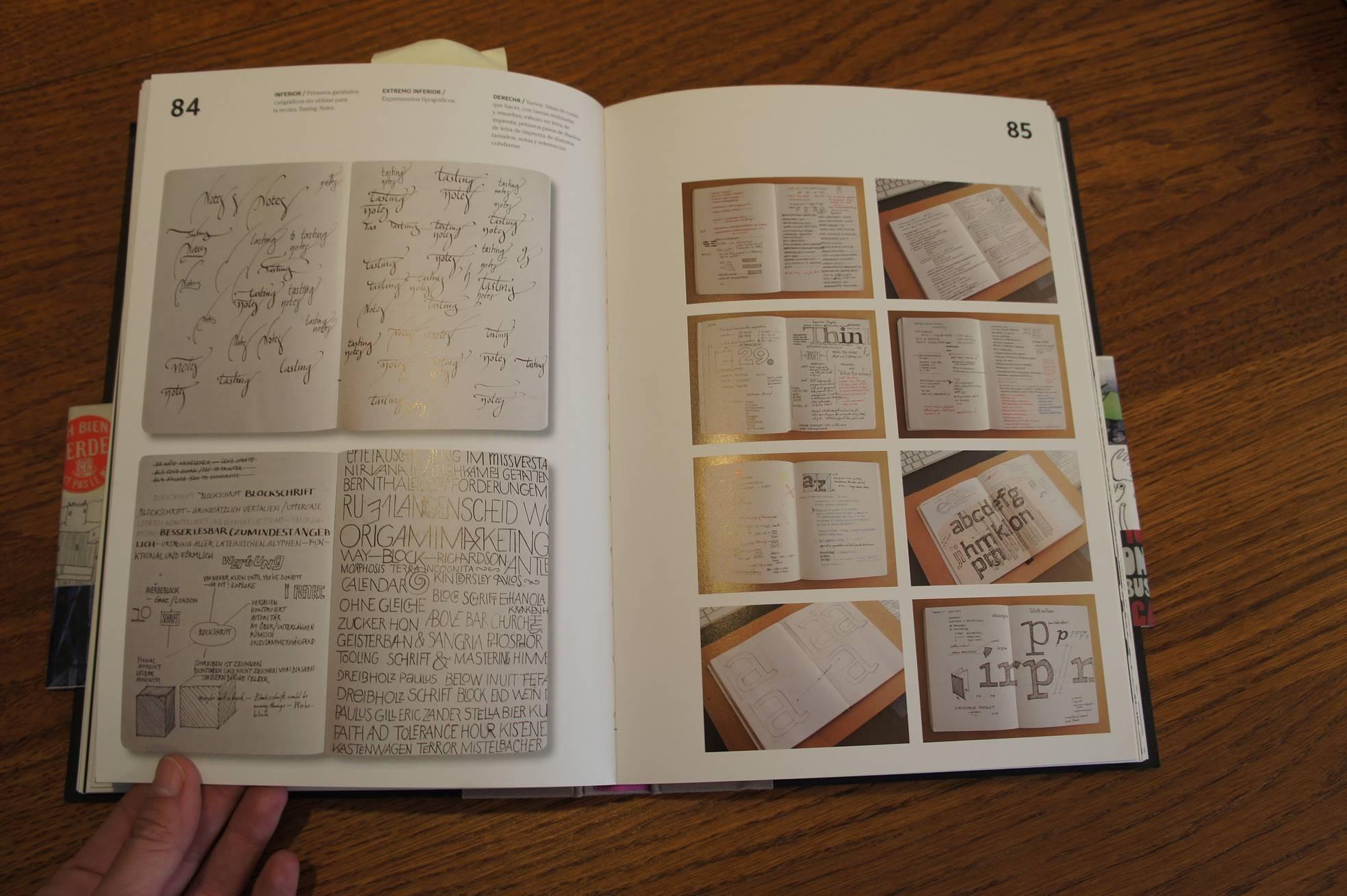 Papercraft Book Das Analoge Nähert Sich Dem Grafischen Design An · Lomography