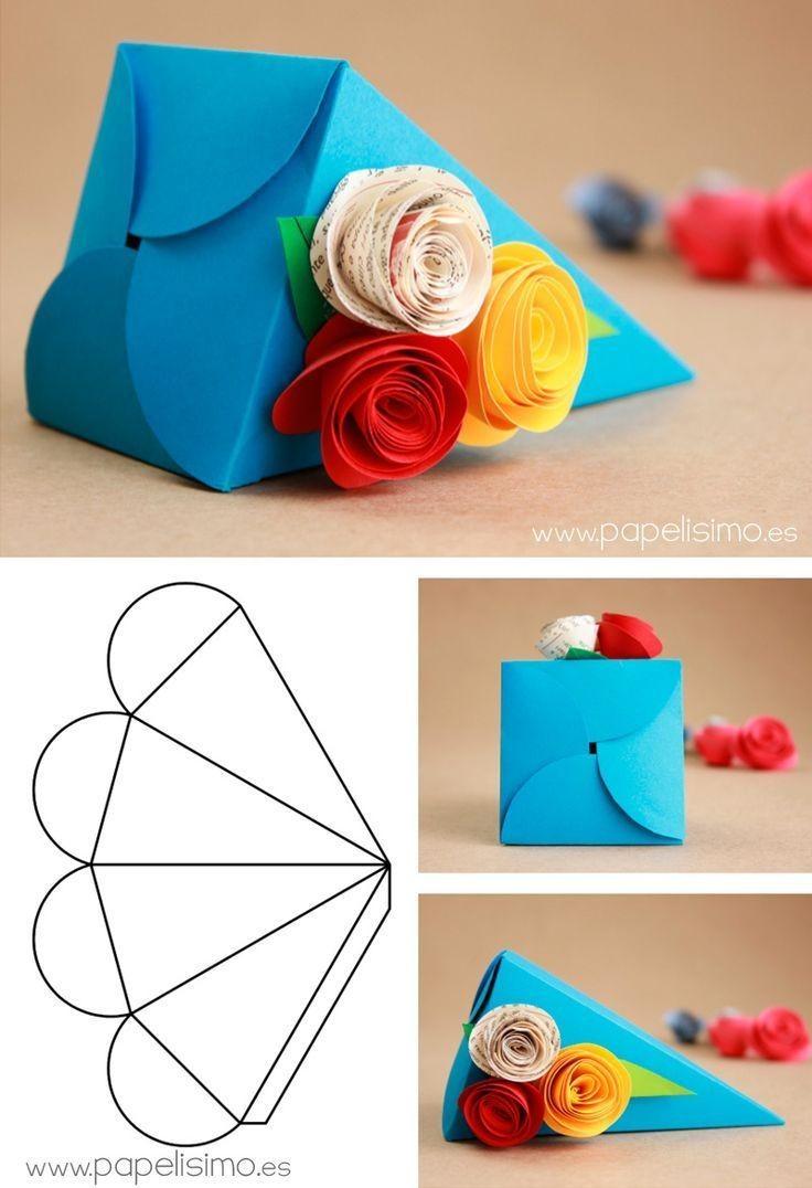 Papercraft Box Papercraft De Emojis Plantilla에 대•œ 이미지 검색결과