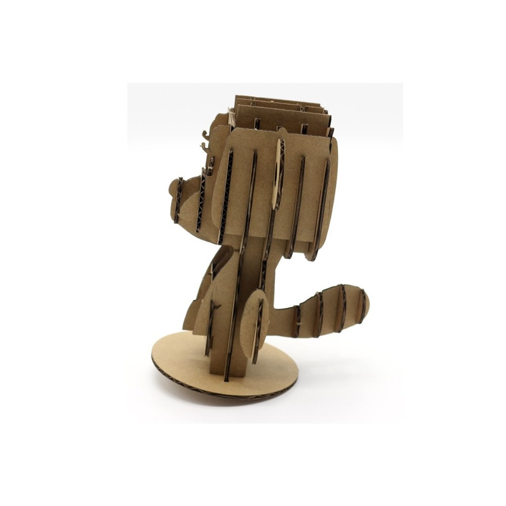 Papercraft Chair Paper Umme Dezico Series 3d Jigsaw Puzzle Cardboard Paper Craft