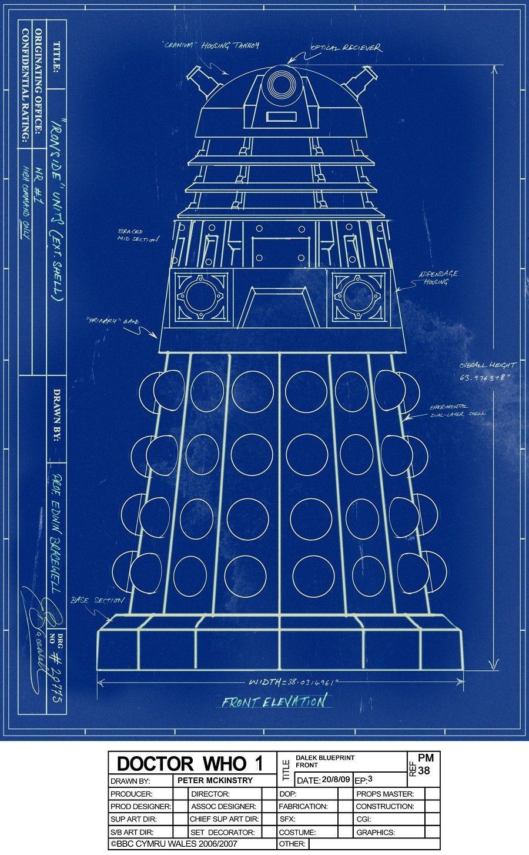 Papercraft Dalek Pm39 Dalek Bp Front 900—1 453 Pixels Dr who