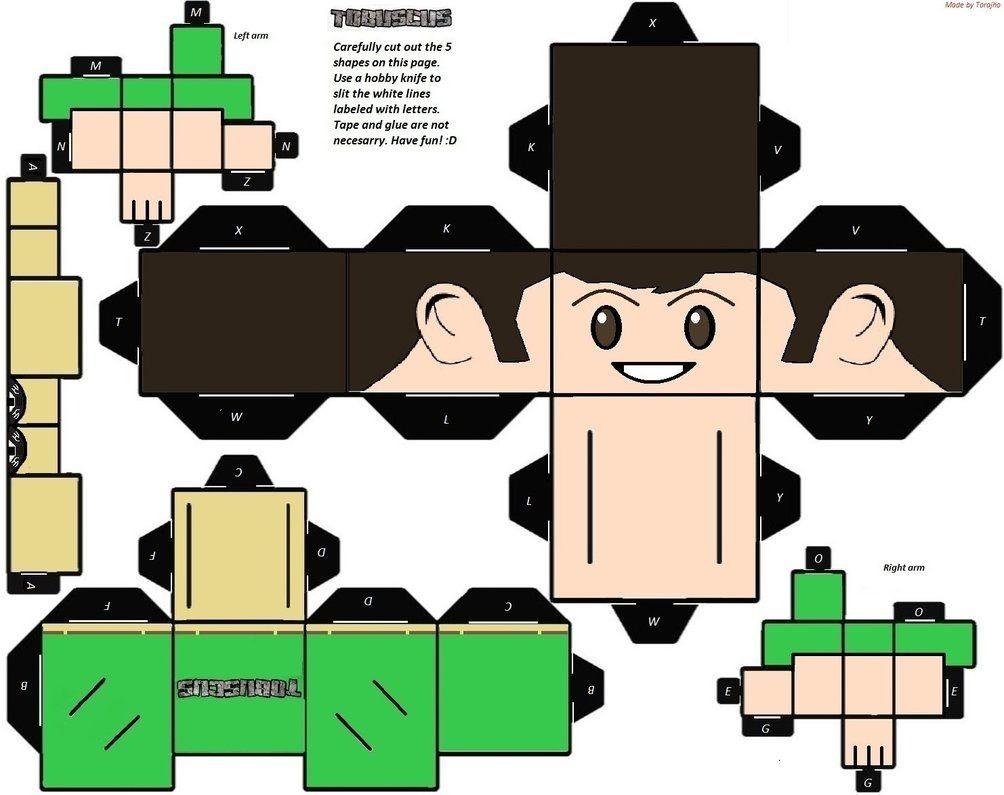 Papercraft Dalek tobuscus Papercraft by Whitetora83