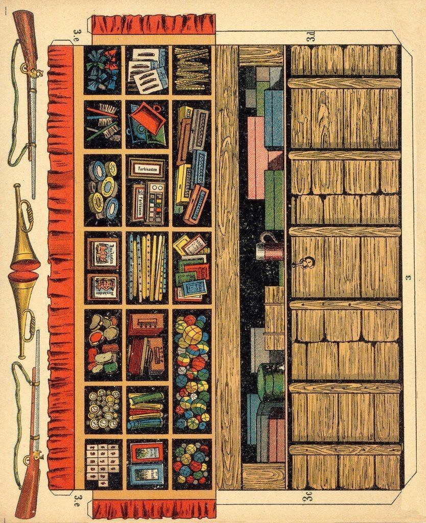 Papercraft Dollhouse Dollhouse Furniture Papercraft Pinterest