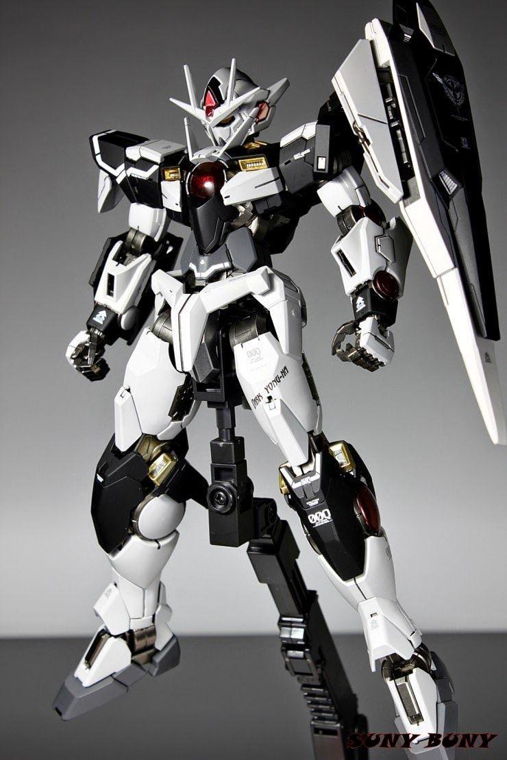 Papercraft Gundam Mg 1 100 Destiny Gundam 00 Quanta Custom Build Gundam Kits