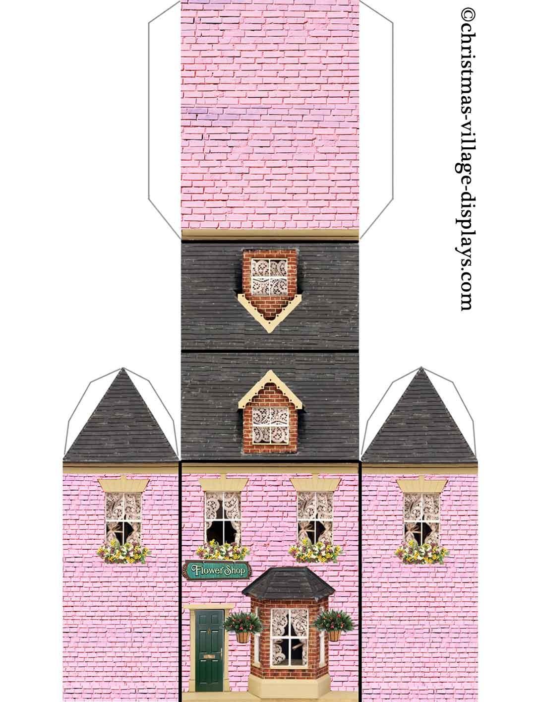 Papercraft Houses 229 Best Maquettes De B¢timents En Papier  Découper Images On