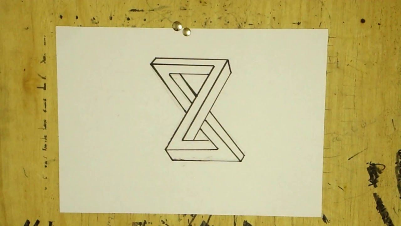 Papercraft Illusion How to Draw 3d Optical Illusions for Kids Anamorphic Illusion 3d