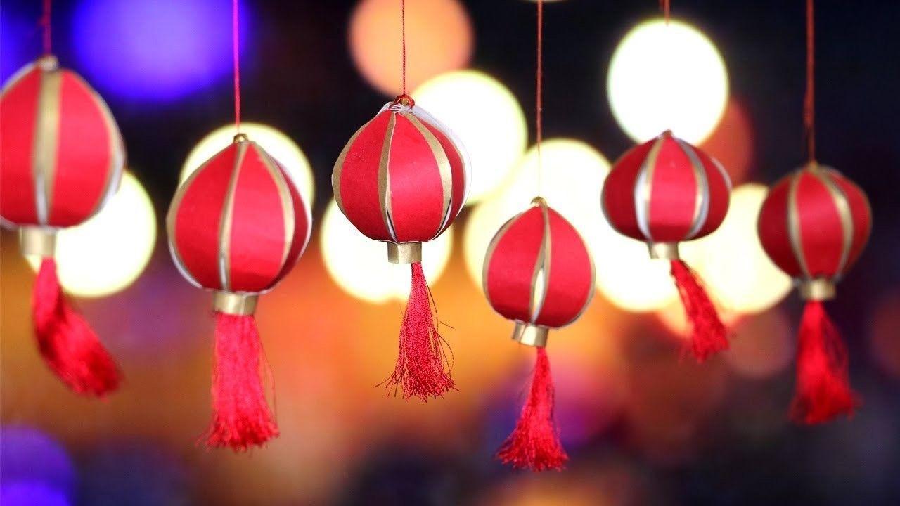 Papercraft Lantern Diy Diwali Decorations Papercraft Pinterest