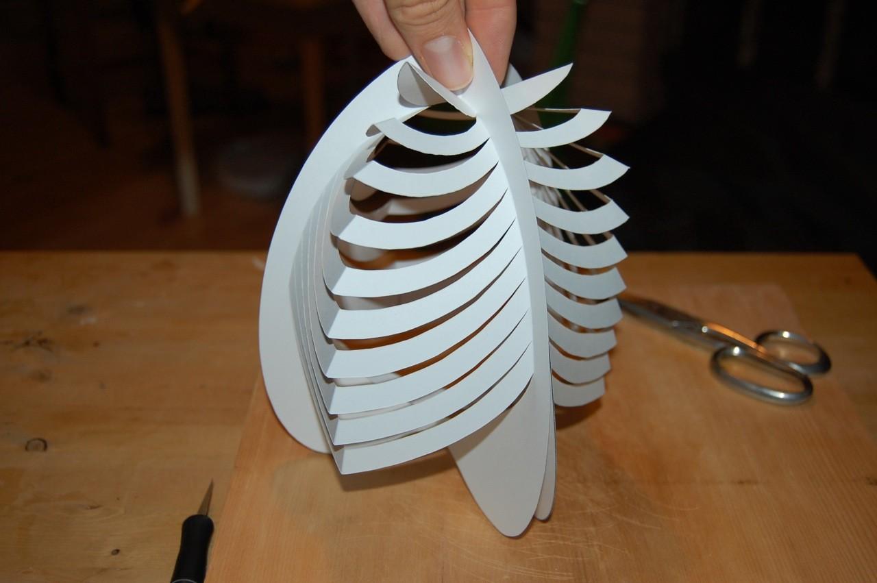 Papercraft Lantern Papercraft Led Laterne Gunook