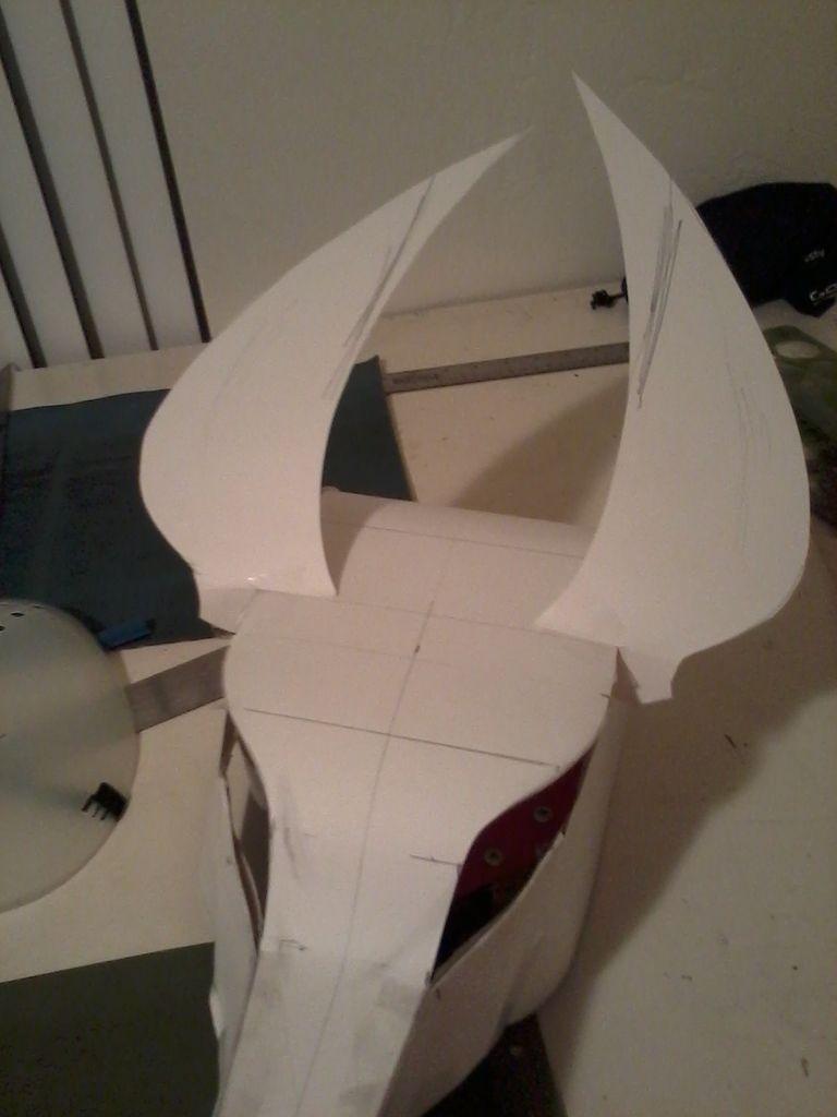 Papercraft Mask Constructing Anubis My Boy Pinterest