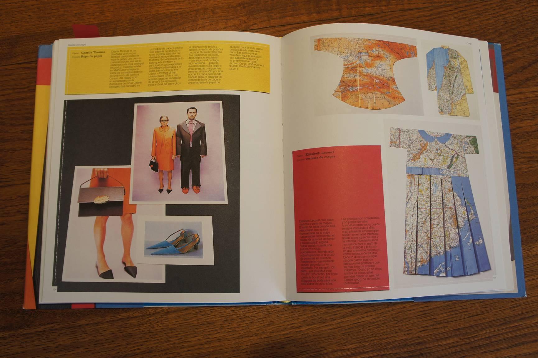 Papercraft Materials Das Analoge Nähert Sich Dem Grafischen Design An · Lomography