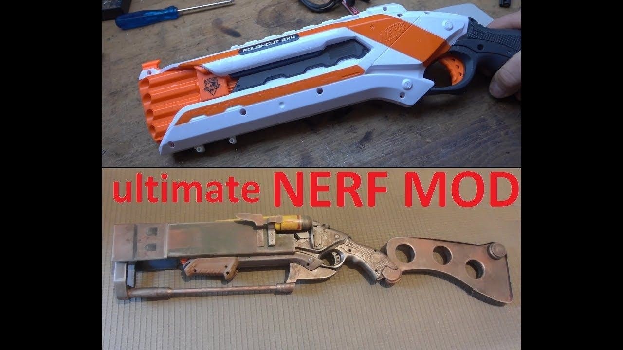 Papercraft Revolver New Paper Craft] Fallout 4 – Institute Laser Rifle Free Paper Model