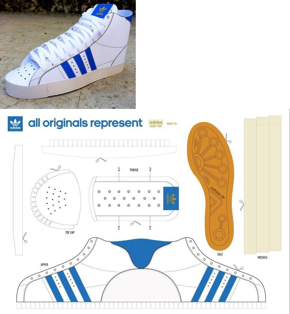 Papercraft Shoes 8e Aabeee7b6bc A464a 1 008—1 090 Pixels