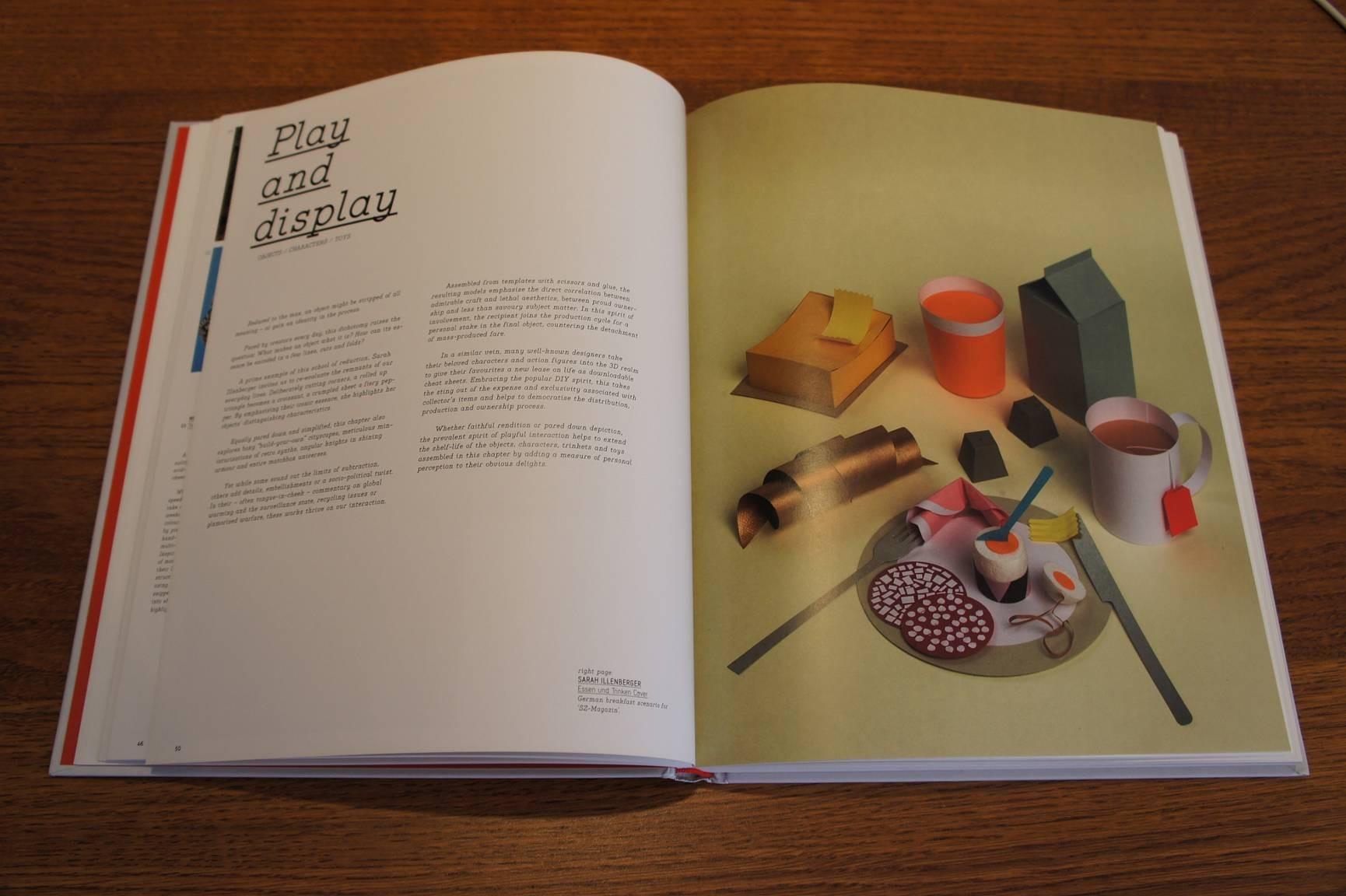 Papercraft Studio Das Analoge Nähert Sich Dem Grafischen Design An · Lomography