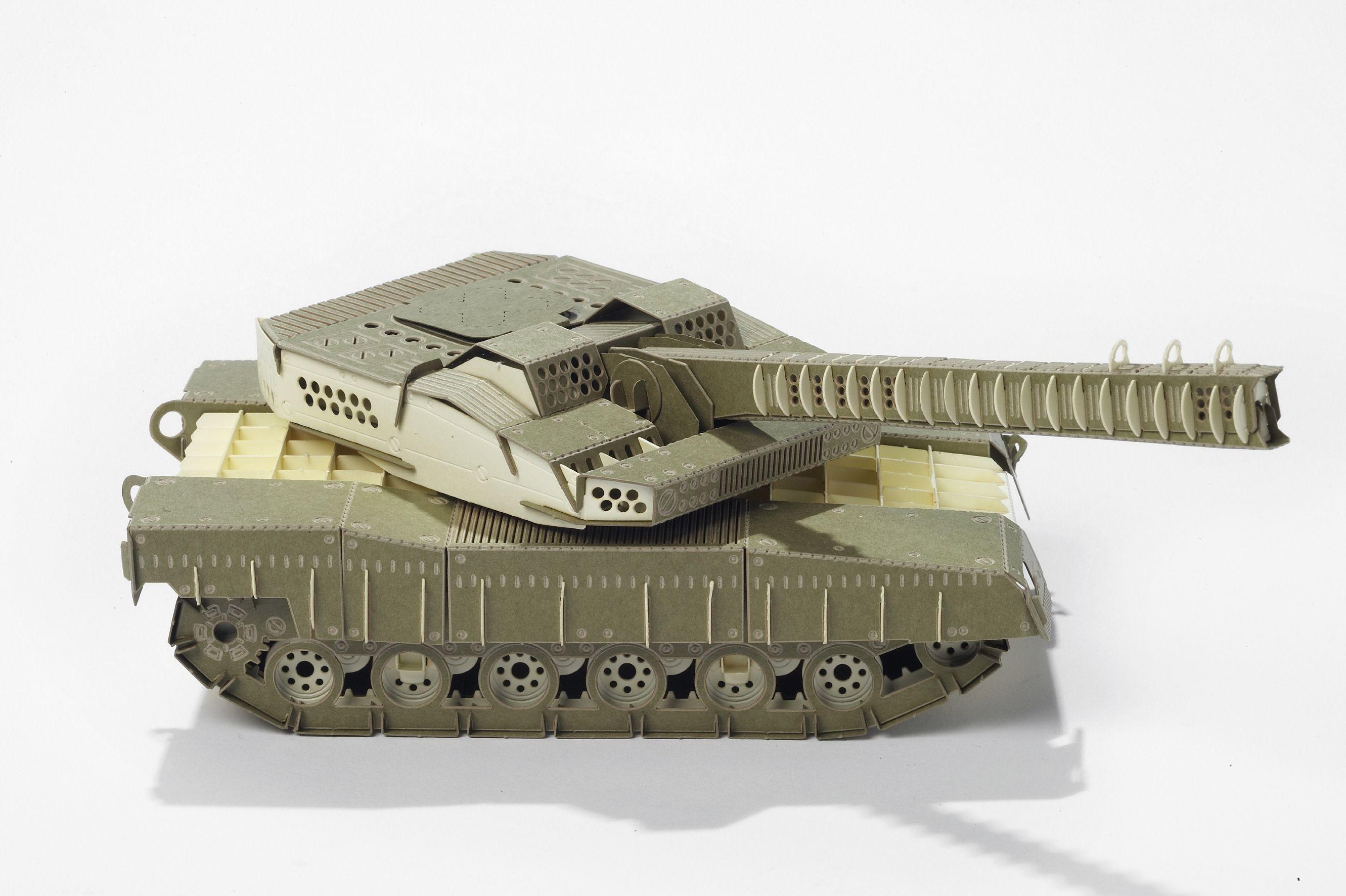 Papercraft Tank Papero Bean Tank Tank Paper Paperdesign Papercraft Papermodel