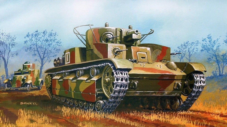 Papercraft Tank Tank for Mac 1440x810 Gogolmogol Pinterest
