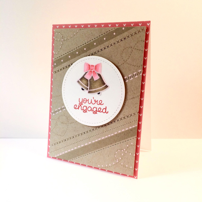 Papercraft Wedding Happy Wedding Revealed Paper Crafts Pinterest