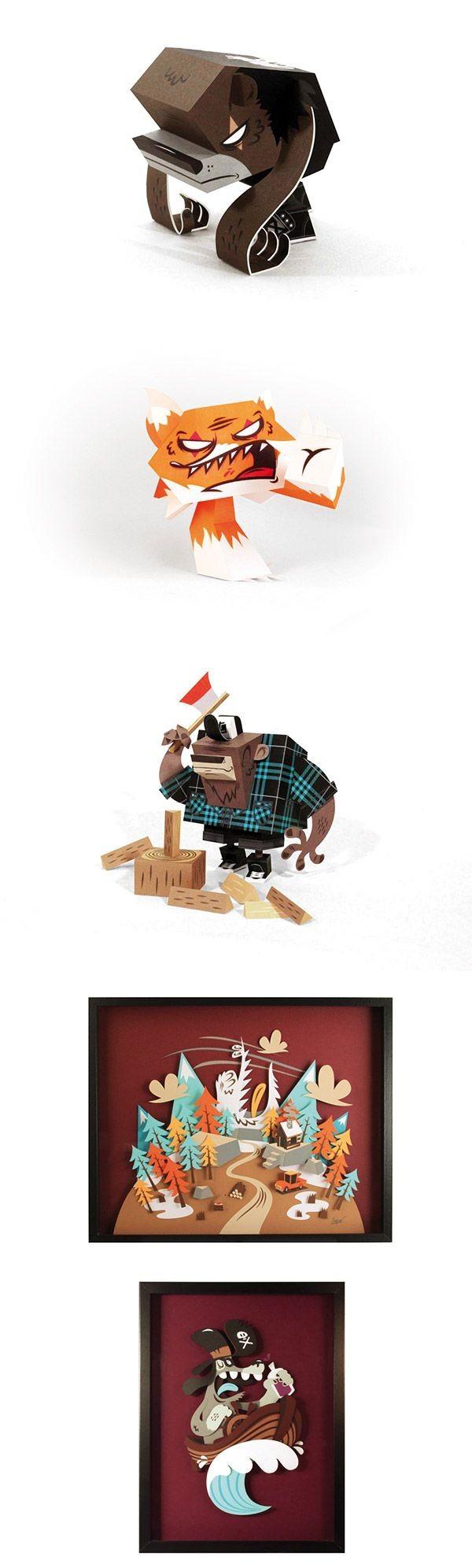 Ross Papercraft Show 41 Best Paper tougui1 Images On Pinterest