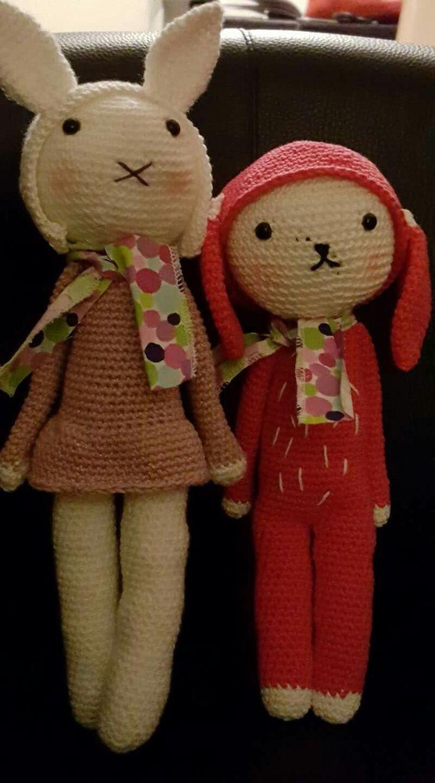 Sackboy Papercraft 18 Best Ma Poupée En Crochet Images On Pinterest