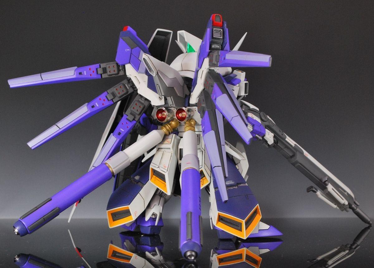 Sd Gundam Papercraft ガンプラ館2】sd Fa 93 ν2 Hi νガンダム Hws ガンダム