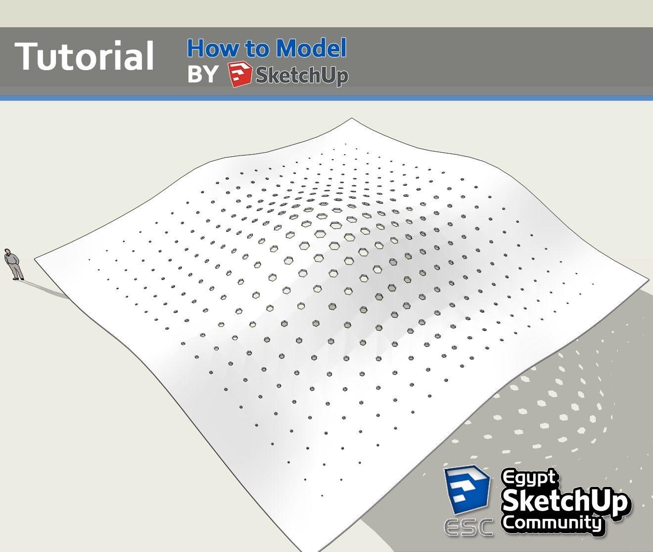 Printable Sketchup Papercraft