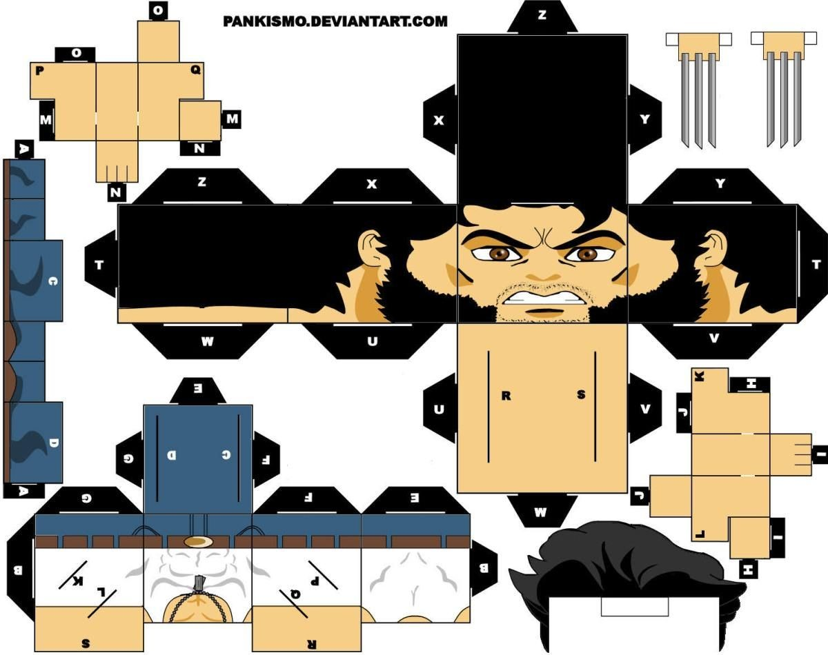 Sonic Papercraft Marvel En Cubeecraft Inspiraci³n ❤ Pinterest