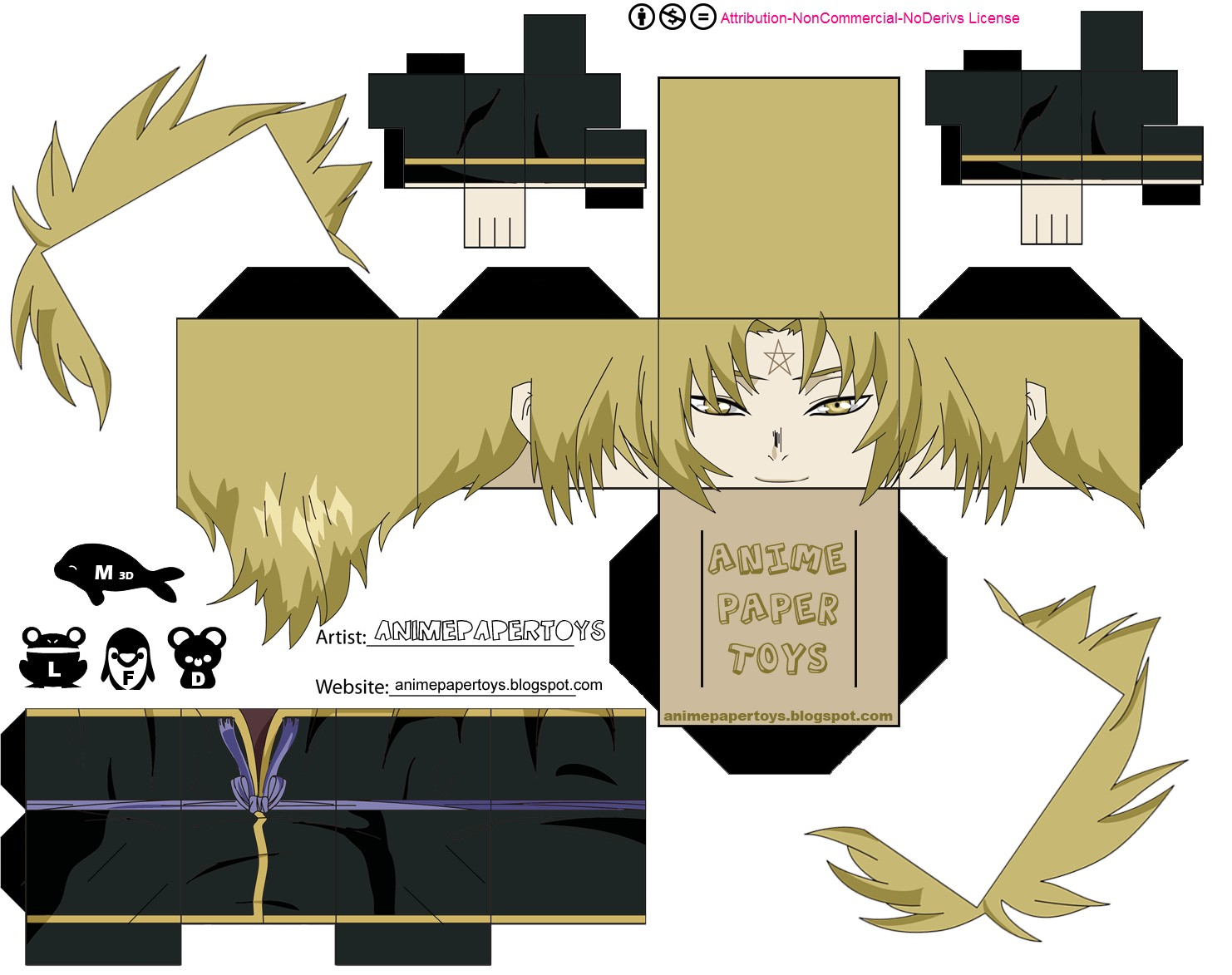 Soul Eater Papercraft Cubeecraft Digimon Google Search Digimon Pinterest