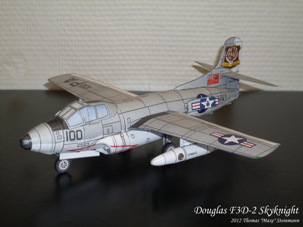 Stahlhart Papercraft F 3d 2 Skyknight Stahlhart
