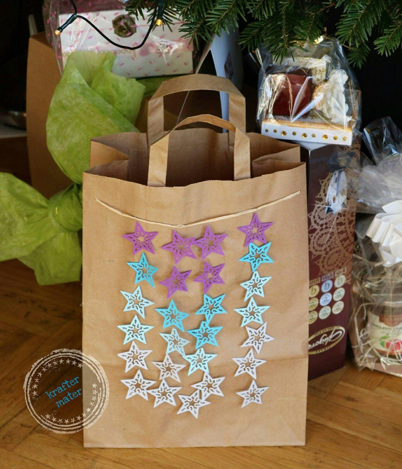 Star Papercraft even A Plain Paperbag Can Be E A Star Papercraft Stars